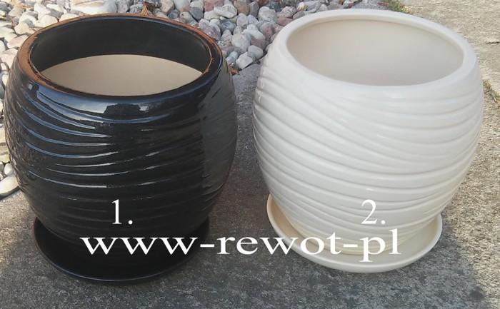 Doniczka Ceramiczna Ceramika Tomaszewski Doniczka Naomi